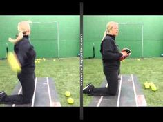 "Softball Pitching ""How to throw more strikes"" - YouTube"