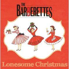 THE BARBERETTES [ プロモ用CD ] Lonesome Christmas [THE BARBERETTES] 韓国音楽専門ソウルライフレコード