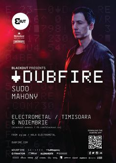 Blackout presents: Dubfire, Sudo, Mahony Allen And Heath, Smirnoff, Electronic Music, Techno, Presents, Concert, Movie Posters, Gifts, Film Poster