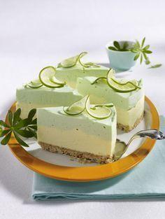 Unser beliebtes Rezept für Limetten-Philadelpia-Torte und mehr als 55.000 weitere kostenlose Rezepte auf LECKER.de.