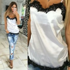 Always look your best! Fashion Women sol... Find this and more at http://bvstore-25945.myshopify.com/products/fashion-women-solid-camis-summer-casual-lace-patchwork-sleeveless-tank-tops-3?utm_campaign=social_autopilot&utm_source=pin&utm_medium=pin