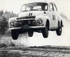 European rallying in the 60's.