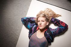 Click through for a listen to some Ellie Goulding songs, free on Playlist!