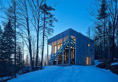Galería de Casa Lago Jasper / Architecturama - 1