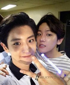 Chanyeol and Baekhyun | EXO
