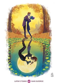 Lupin & Tonks (Harry Potter)