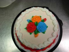 Rose Bouquet DQ Dairy Queen Cake at Park Place, St. Louis Park, MN