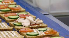 Designing a sandwich (pt # HomeSchool Lighthouse Keepers Lunch, Food Tech, Fabulous Foods, Caprese Salad, Green Beans, Sandwiches, Nutrition, Vegetables, Cooking
