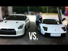 Nissan GT-R Street Race Lamborghini, Ferrari, Car Deals, Car Mods, Street Racing, Amazing Cars, Hot Cars, Dream Cars, Nissan Gt