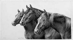 Allison Cantrell The Trio - Southwest Gallery: Not Just Southwest Art.