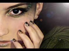 How to Create a beautiful stonelike Medusa makeup look for Halloween - Amy Kepler Halloween Masquerade, Halloween Cosplay, Halloween Costumes, Medusa Costume, Costume Makeup, Beauty Makeup, Hair Makeup, Hair Beauty, Medusa Make-up