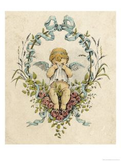 Weeping Cupid