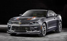 A celebration 50 years in the making? The 2017 50th Anniversary Special Edition #Camaro is just the beginning!