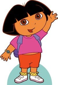 Pint-sized, animated seven-year-old Dora Marquez has been coming into living rooms since 2000, teaching children her signature blend of morality, adventure, and Spanish vocabulary words via the hit cartoon series Dora the Explorer.