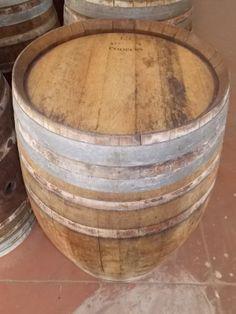 1727 - #Barrique usate e appena essiccate a forno pronte per la lavorazione