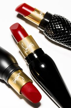 Louboutin launches lipstick! http://www.stylemepretty.com/2015/08/05/your-lips-just-got-a-whole-lot-more-kissable-thanks-to-christian-louboutins-new-line-of-lipstick/
