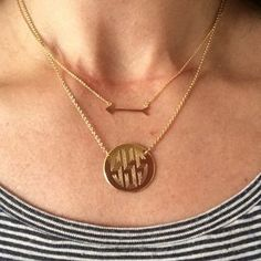 Image result for stella dot monogram pendant rose gold