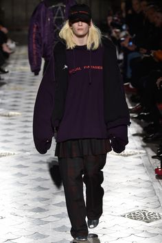 Vetements Fall 2016 Ready-to-Wear Fashion Show