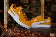 PUMA Suede campaign on Behance