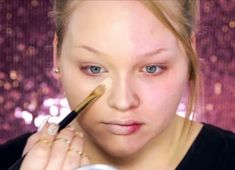 Makeup has been used for at least years; some stating it was even the earliest known type of ritualistic tendencies human beings had. It's entirely possible that the earliest form of body art, dating … Power Of Makeup, Love Makeup, Makeup Tips, Beauty Makeup, Hair Makeup, Hair Beauty, Glam Makeup, Beauty Bar, Makeup Art