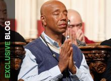 "God Has No Religion By Russell Simmons      OHMmmmm . . .into Amen.+ + + +  This isn't ""why he's rich"" but it surely doesn't hurt !"