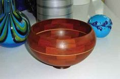 Your First Segmented Bowl - The Woodworkers Institute