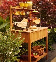 Make the most of all of your furniture with 24 patio perk-up ideas: http://www.bhg.com/home-improvement/patio/24-patio-perk-ups/?socsrc=bhgpin062914makethemostoffurniturepage=11