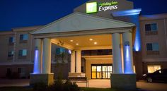 Holiday Inn Express Devils Lake Devils Lake Holiday Inn Express Devils Lake offers accommodation in Devils Lake.  Every room has a TV with cable channels. You will find a coffee machine in the room. Rooms come with a private bathroom.  There is a 24-hour front desk at the property.