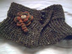 bufanda de lana a dos agujas - Buscar con Google