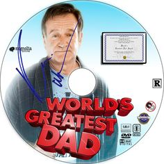 Free World's Greatest Dad DVD Label (2009) R1 Custom Art ready to download and…