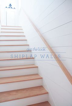 Shiplap in interior spaces, rustic interiors, modern interiors with shiplap, nautical decor, beach houses, lake houses