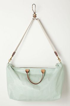 Claire Vivier Hildy weekender from Anthropologie