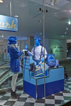Feeling Blue? #VM #BlueWash