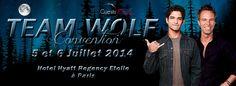 Billetterie : TEAM WOLF CONVENTION