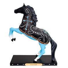 2013 Trail of Painted Ponies Crossroads Figurine (Pre Order -Feb 15th)