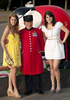 Princess Eugenie Photos: The Elephant Parade and Auction