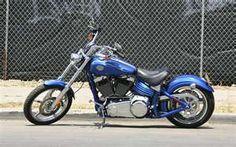 Motocycles - Harley Davidson - Harley Davidson choppers