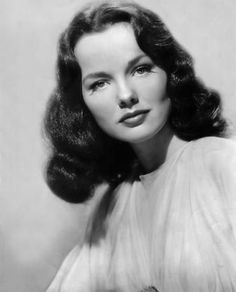 Actress Wanda Hendrix married to Actor Audie Murphy