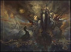 The Flowers of Evil by Yoann-Lossel.deviantart.com on @deviantART