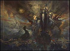 The Flowers of Evil by Yoann-Lossel.deviantart.com on @deviantART