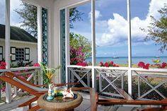 Oualie Beach Resort, St. James, Nevis, St. Kitts. Trip advisor 4.0 rating