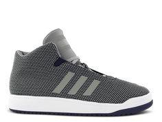 0b5ef89f2 adidas Veritas Mid Two Tone Woven Mesh (Grey Black Dark Blue) Chill