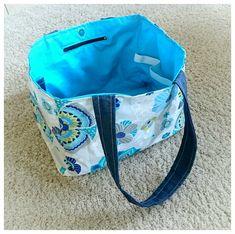 DIY : Un sac pour transporter mon repas... - L'atelier de Viliv - Blog DIY - Loisirs créatifs