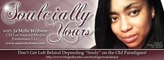 """Tune into """"Soulcially Yours"""" on BGE Radio February 2013 @ EST with me as your host Material Library, Being Used, Evolution, Create Yourself, Melbourne, February, Coding, Branding, Marketing"""