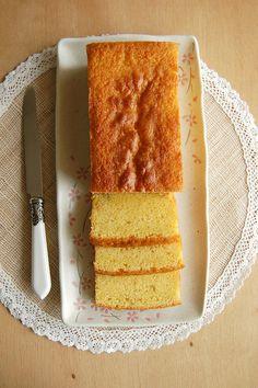 Madeira cake / Bolo Madeira