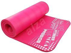 Podložka Lifefit Yoga mat, ružová