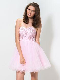 fournitures de airmode.frsummer toutes tailles vacances sans manches du glamour et spectaculaire robe rose de retour Robes de Bal Courte