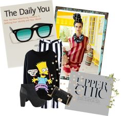 """The Daily You:)"" by romwe ❤ liked on Polyvore"