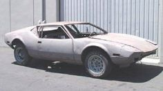 Affordable Supercar: 1973 De Tomaso Pantera - http://barnfinds.com/affordable-supercar-1973-de-tomaso-pantera/