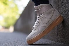 the best attitude ca542 4b492 Ladies have been getting a lot of Nike Air Force 1 love in 2015, from